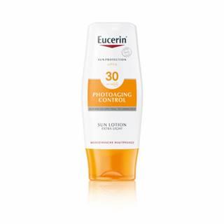 Eucerin SuN Photoaging Control SPF 30+ extra ľahké mlieko 150ml