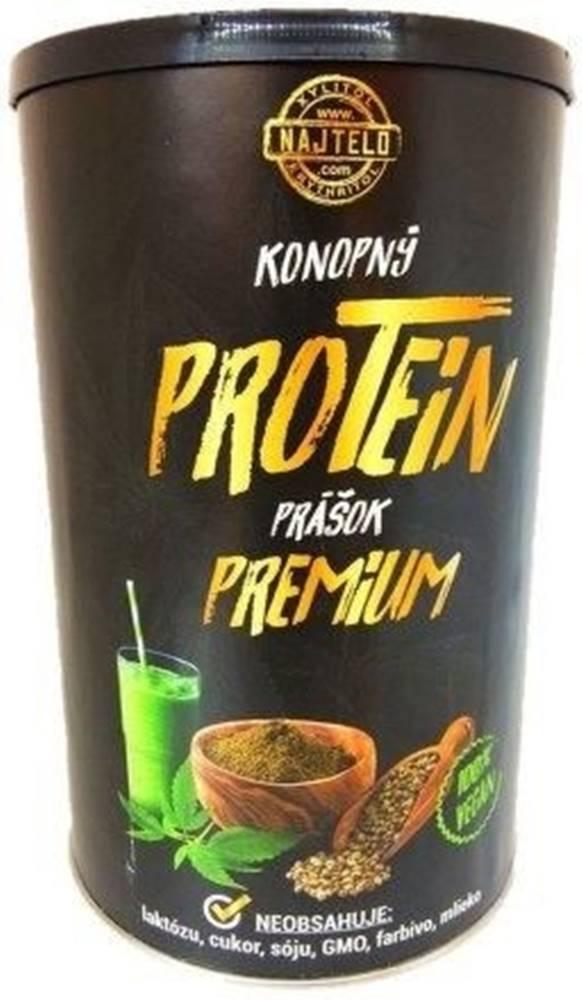 Najtelo NAJTELO konopný proteinový prášok