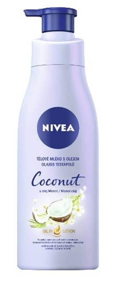 Nivea Nivea Telové mlieko coconut & manoi oil