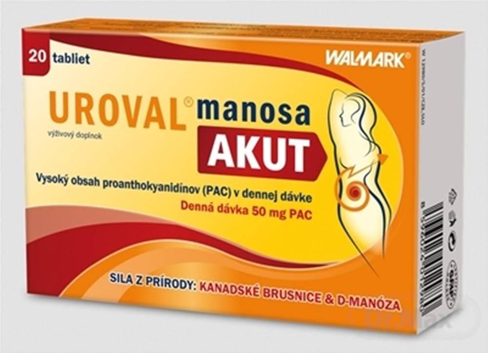 Walmark Walmark Uroval manosa akut