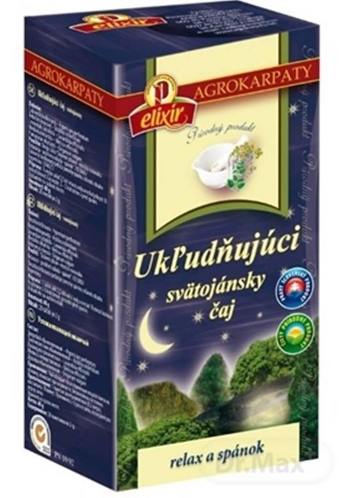 Agrokarpaty AGROKARPATY Ukľudňujúci svätojánsky čaj