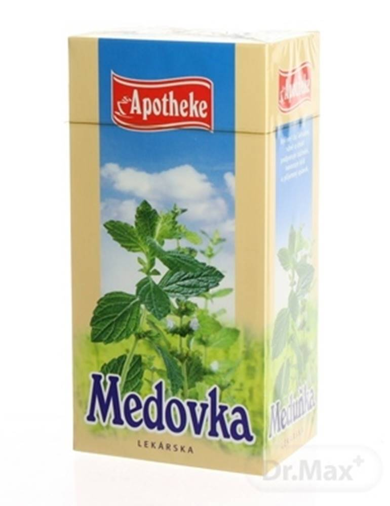 Apotheke Apotheke Čaj medovka lekÁrska