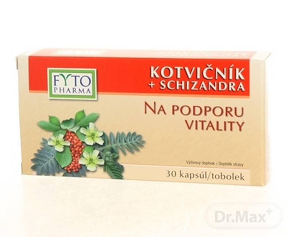 Fytopharma FYTO KOTVIČNÍK + SCHIZANDRA