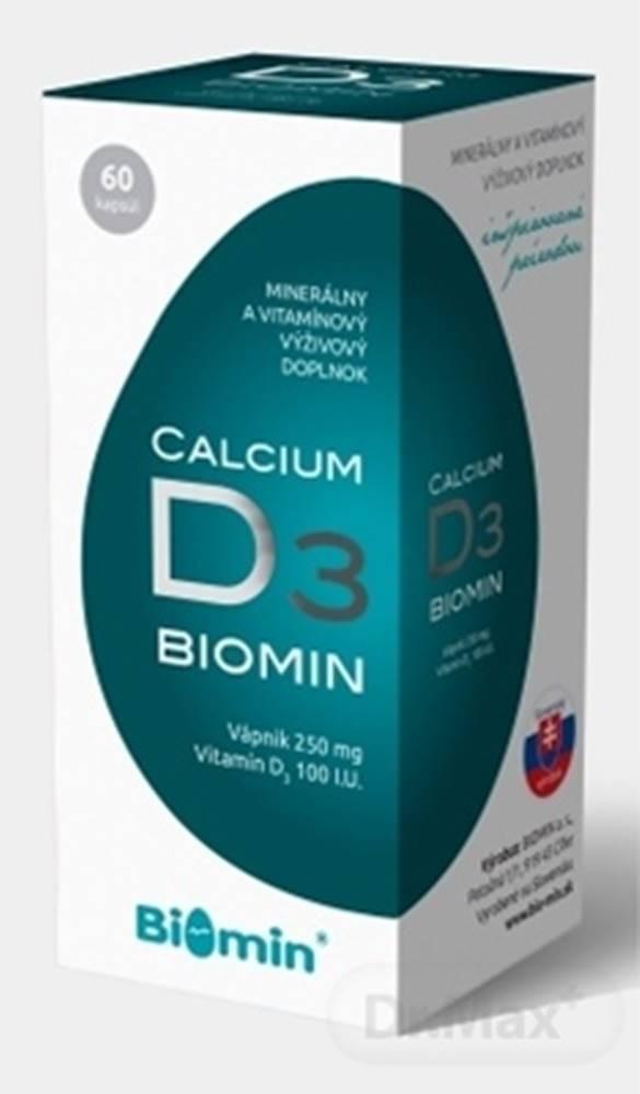 Biomin Biomin Calcium s vitamÍnom d3