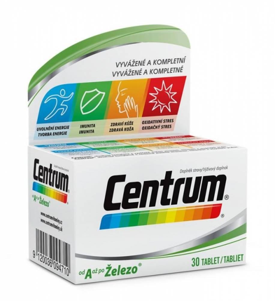 CENTRUM Centrum Od a až po Železo