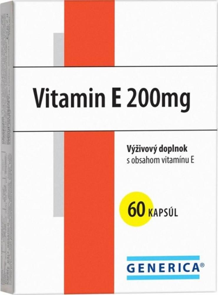 Generica GENERICA Vitamin E 200 I.U.