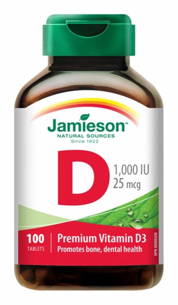 Jamieson Jamieson vitamín d 1000 iu