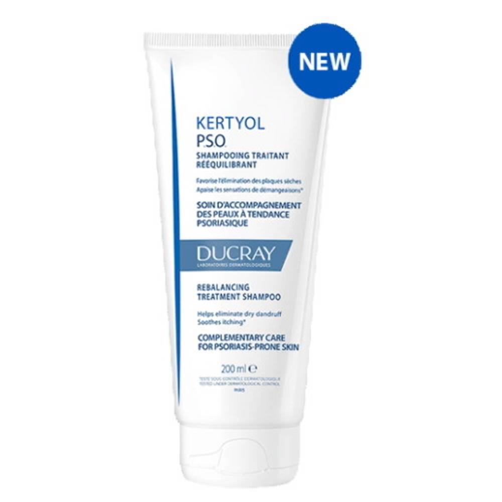 Ducray DUCRAY Kertyol PSO šampón pri psoriáze 200 ml