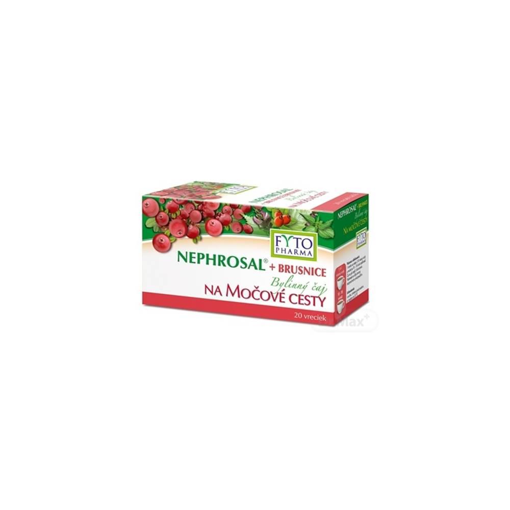 Fytopharma Fyto Nephrosal + brusnice na močové cesty
