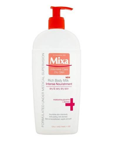 Telové mlieko Mixa