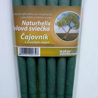 NaturheliX® Telové sviečky ČAJOVNÍK (set6)