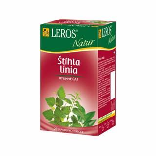 LEROS NATUR Štíhla línia porcovaný čaj 20x1,5g