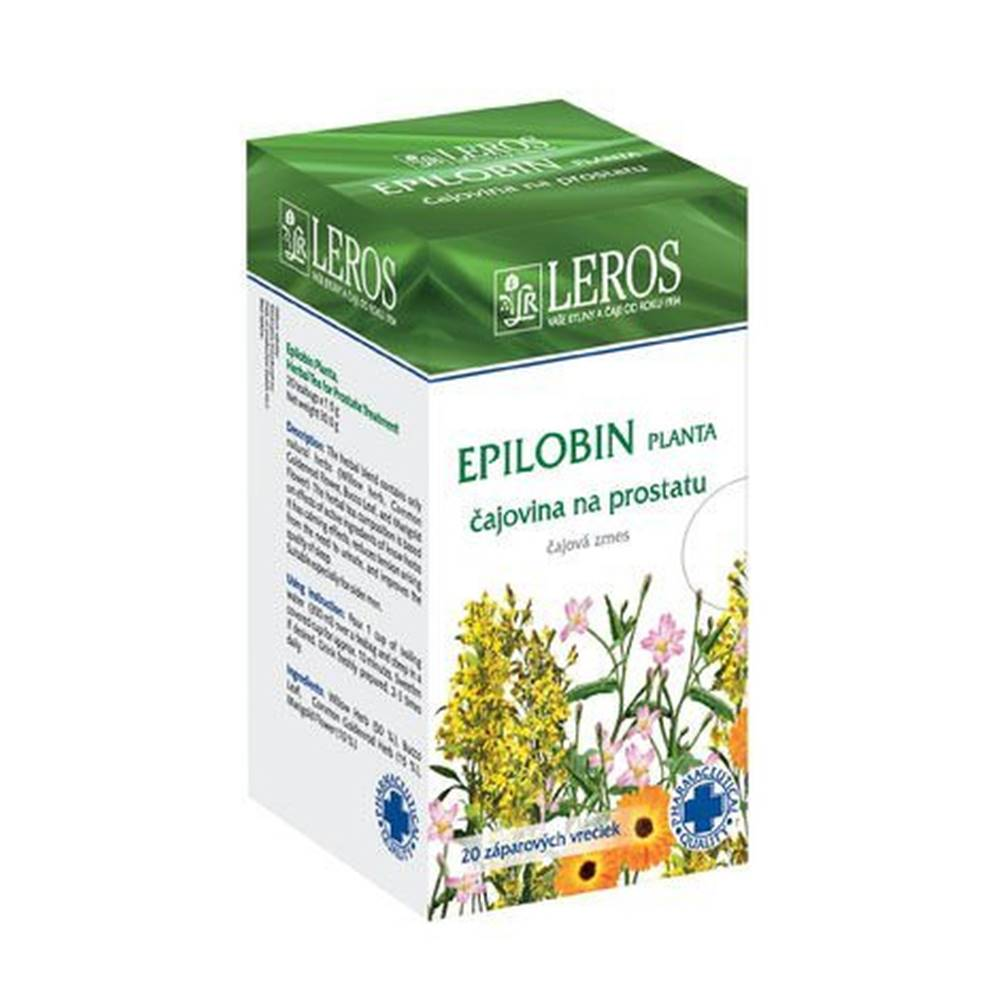 Leros, s.r.o. LEROS EPILOBIN PLANTA 20x1,5 g (30 g)