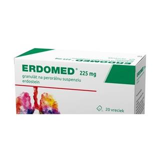 Erdomed 225 mg 20 vrecúšok