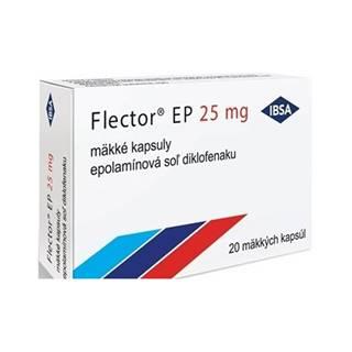 Flector EP 25 mg 20 cps