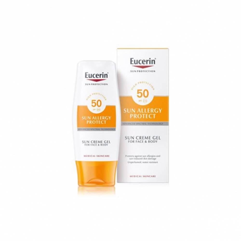 Beiersdorf Eucerin SUN krémový gél proti slnečnej alergii SPF 50+ 150ml