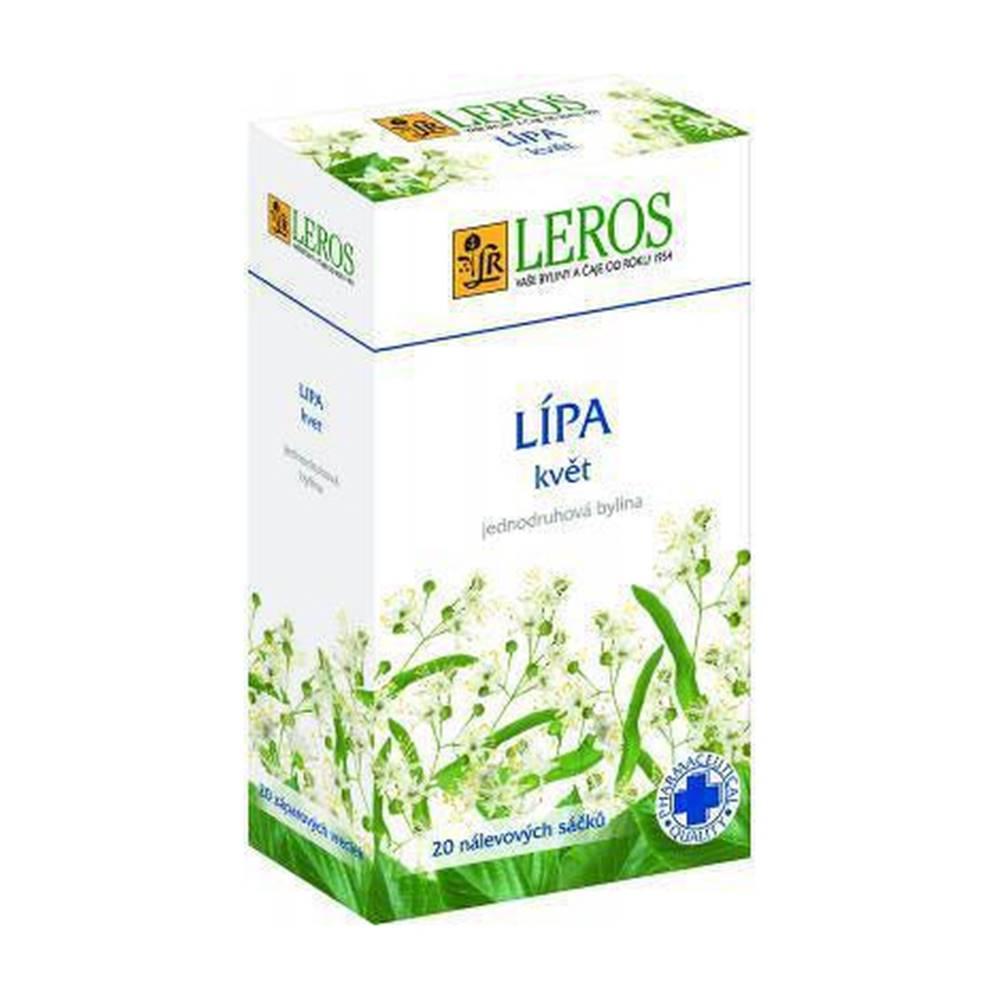 Leros, s.r.o. LEROS LIPA KVET 20x1,5 g (30 g)