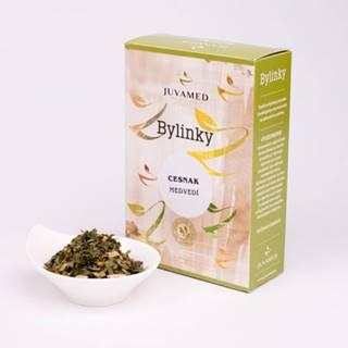 Juvamed Cesnak medvedí - vňať sypaný čaj 40g