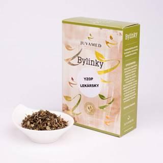 Juvamed Yzop lekársky - vňať sypaný čaj 40g