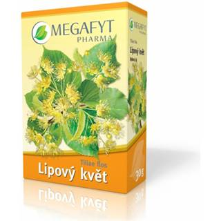 MEGAFYT  LIPOVÝ KVET bylinný čaj 30 g