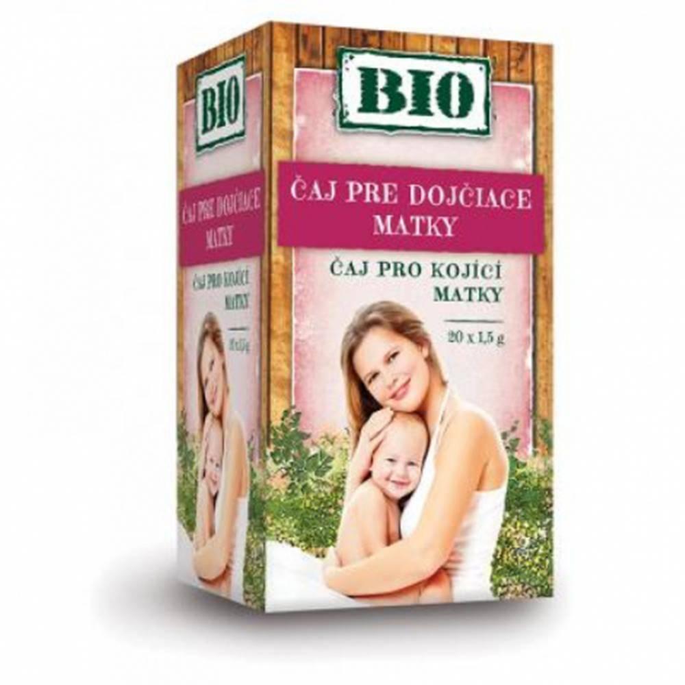 Herbex, s. r. o. Herbex BIO PRE KOJACE MATKY bylinný čaj porciovaný 20x1,5 g
