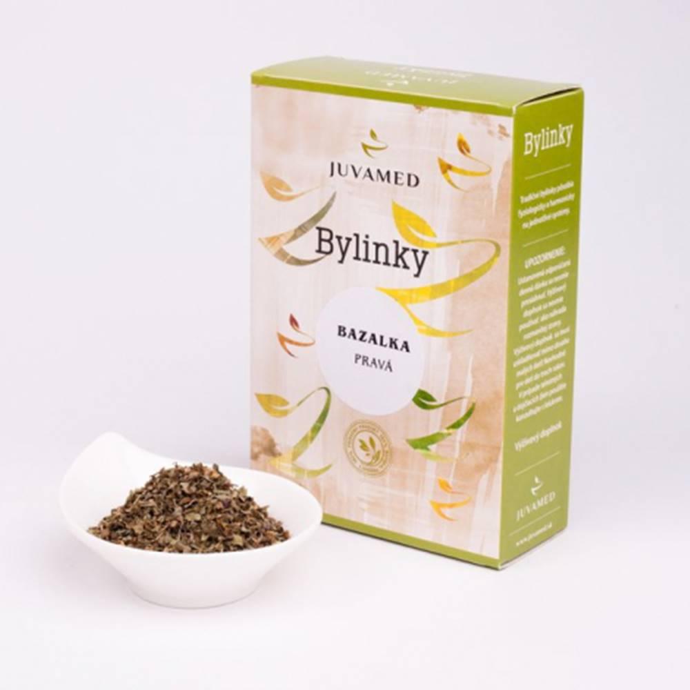 Juvamed Juvamed Bazalka pravá vňať sypaný čaj 40g