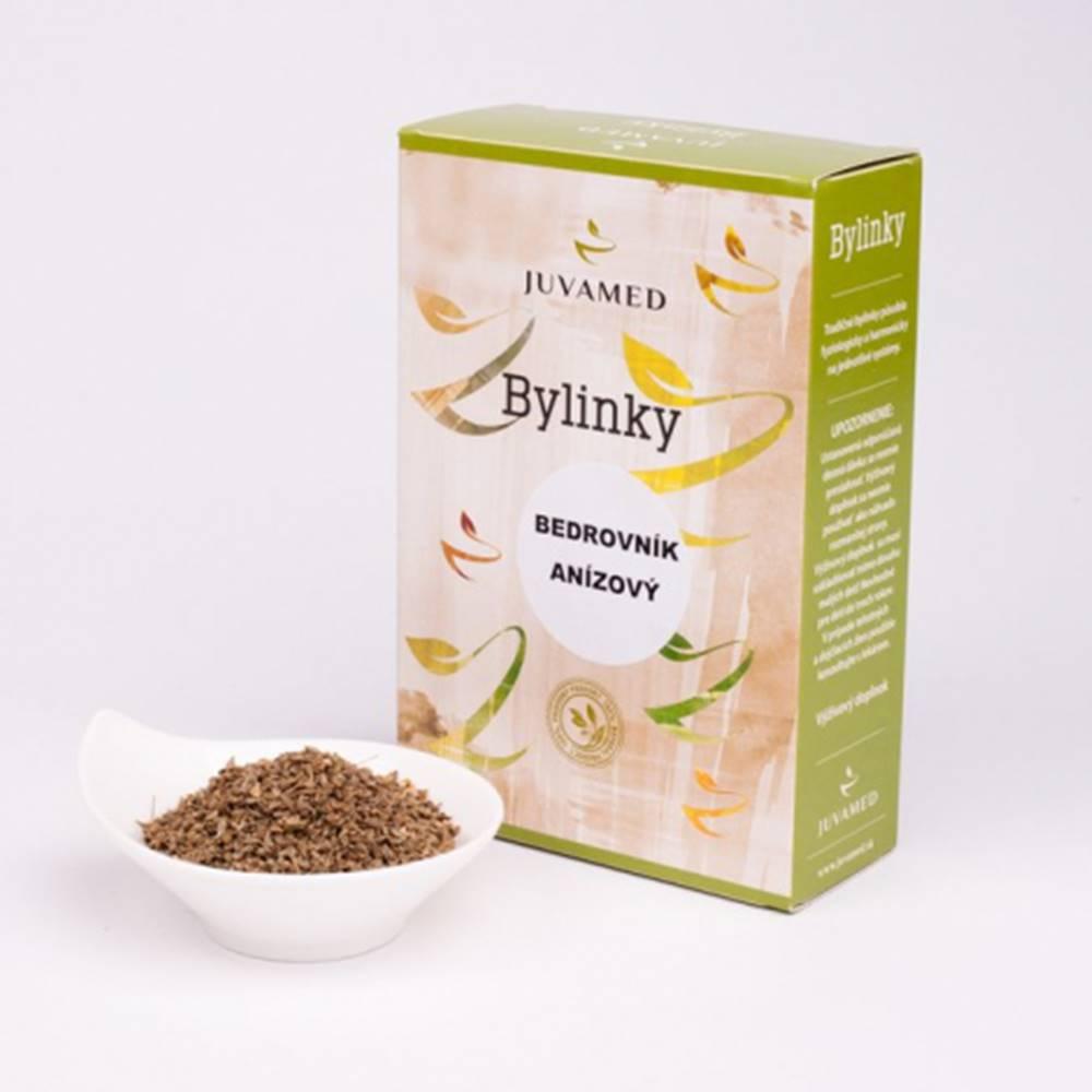 Juvamed Juvamed Bedrovník anízový plod sypaný čaj 40g