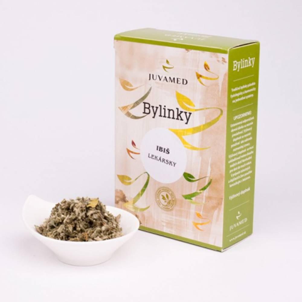 Juvamed Juvamed Ibiš lekárksy -LIST sypaný čaj 40g