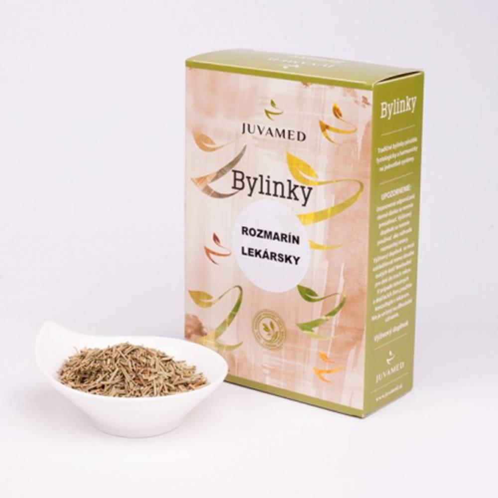 Juvamed Juvamed Rozmarín lekársky - list sypaný čaj 40g
