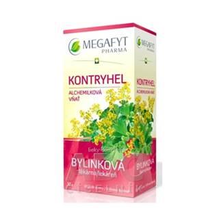 MEGAFYT Bylinková lekáreň ALCHEMILKOVÁ vňať bylinný čaj 20x1,5 g (30 g)