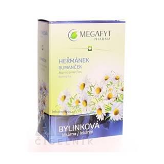 MEGAFYT Bylinková lekáreň RUMANČEK bylinný čaj sypaný 50 g