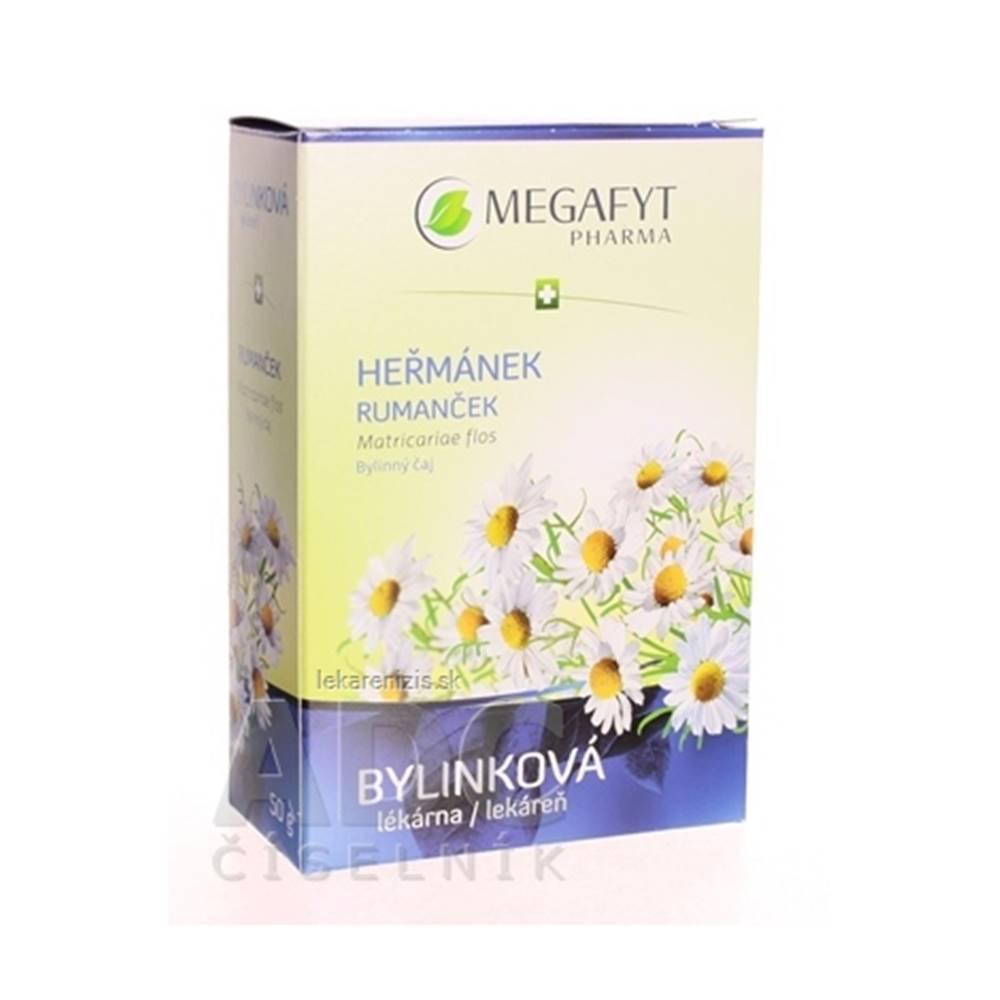 Megafyt MEGAFYT Bylinková lekáreň RUMANČEK bylinný čaj sypaný 50 g