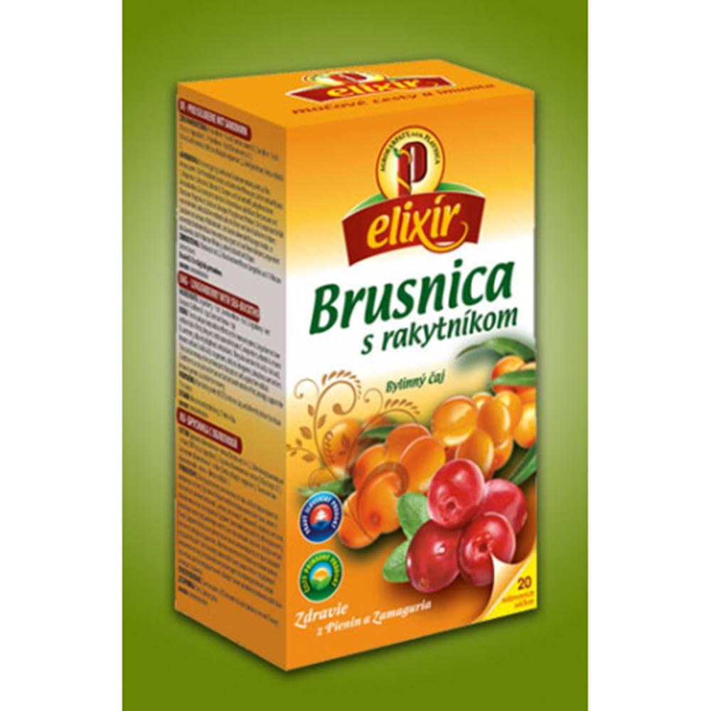 AGROKARPATY, s.r.o. Plavnica (SVK) AGROKARPATY BRUSNICA s rakytníkom ovocno - bylinný čaj 20x1,5 g (30 g)