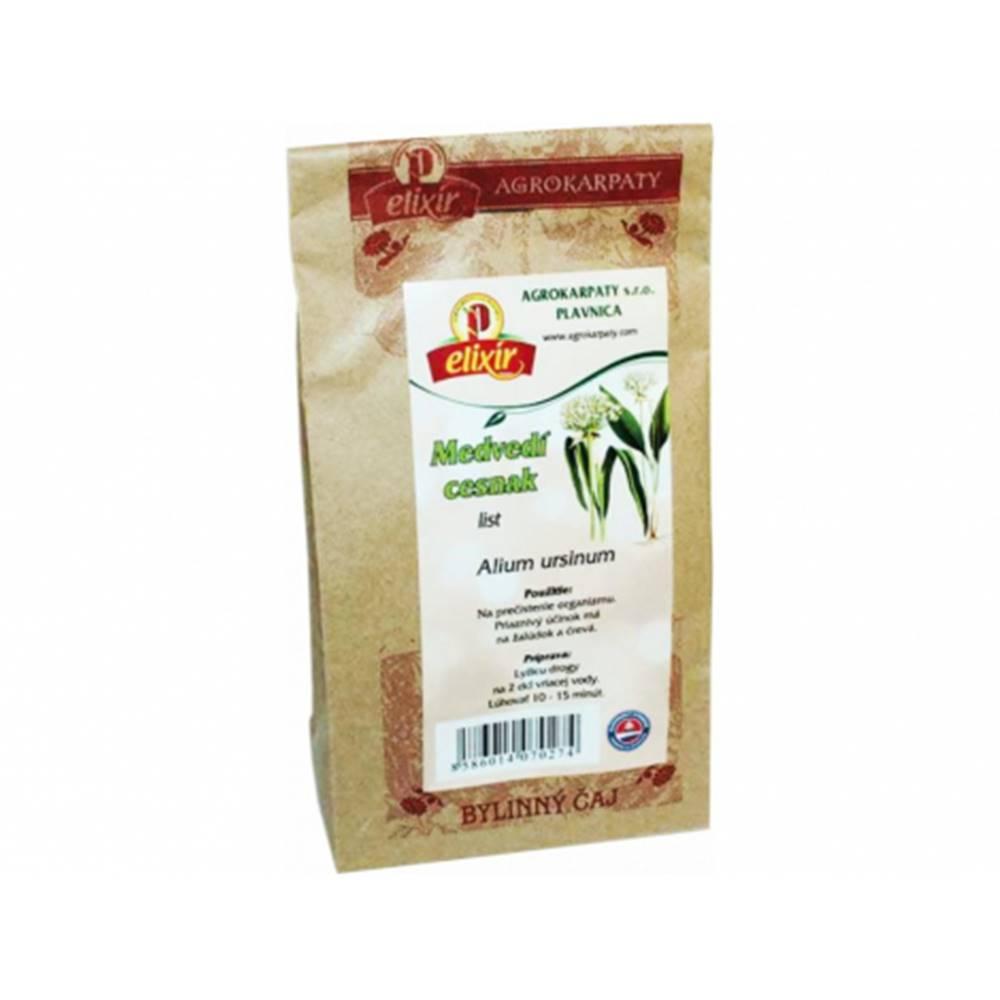 AGROKARPATY, s.r.o. Plavnica (SVK) AGROKARPATY CESNAK MEDVEDÍ list bylinný čaj sypaný 30 g