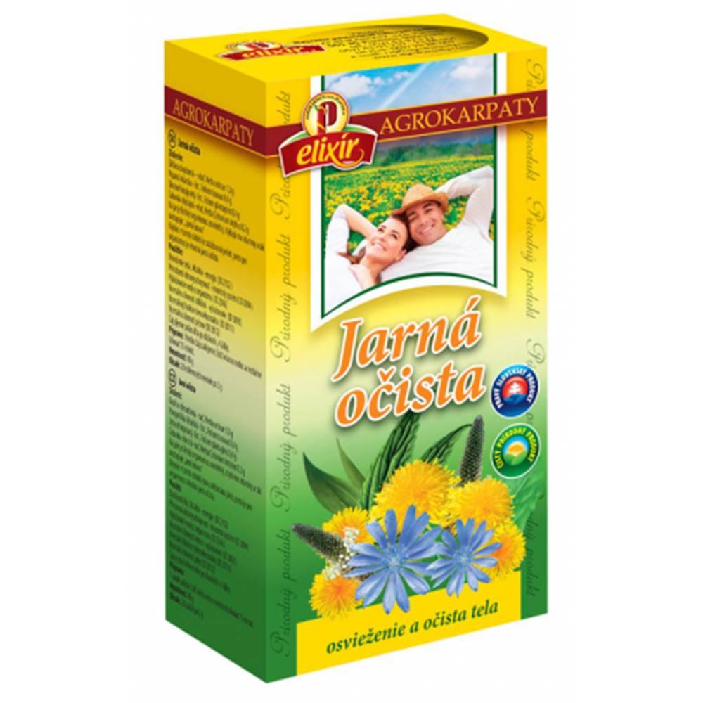 AGROKARPATY, s.r.o. Plavnica (SVK) AGROKARPATY Jarná očista bylinný čaj 20x2 g (40 g)