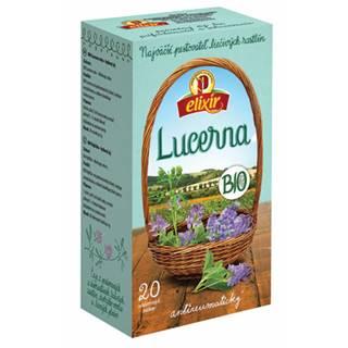 AGROKARPATY BIO Lucerna siata, Antireumatický čaj bylinný čaj, 20x2 g (40 g)