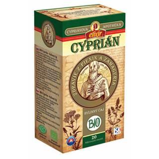 AGROKARPATY CYPRIÁN, CYPRIÁN BIO bylinný čaj 20x2 g (40 g)