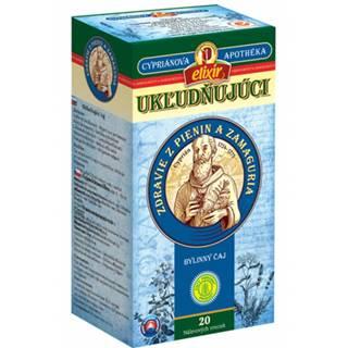 AGROKARPATY CYPRIÁN, UKĽUDŇUJÚCI bylinný čaj 20x2 g (40 g)