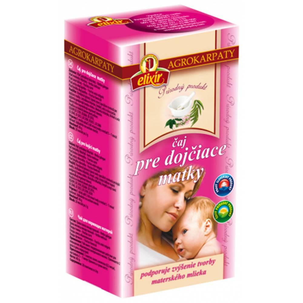 AGROKARPATY, s.r.o. Plavnica (SVK) AGROKARPATY Čaj pre dojčiace matky 20x2 g (40 g)
