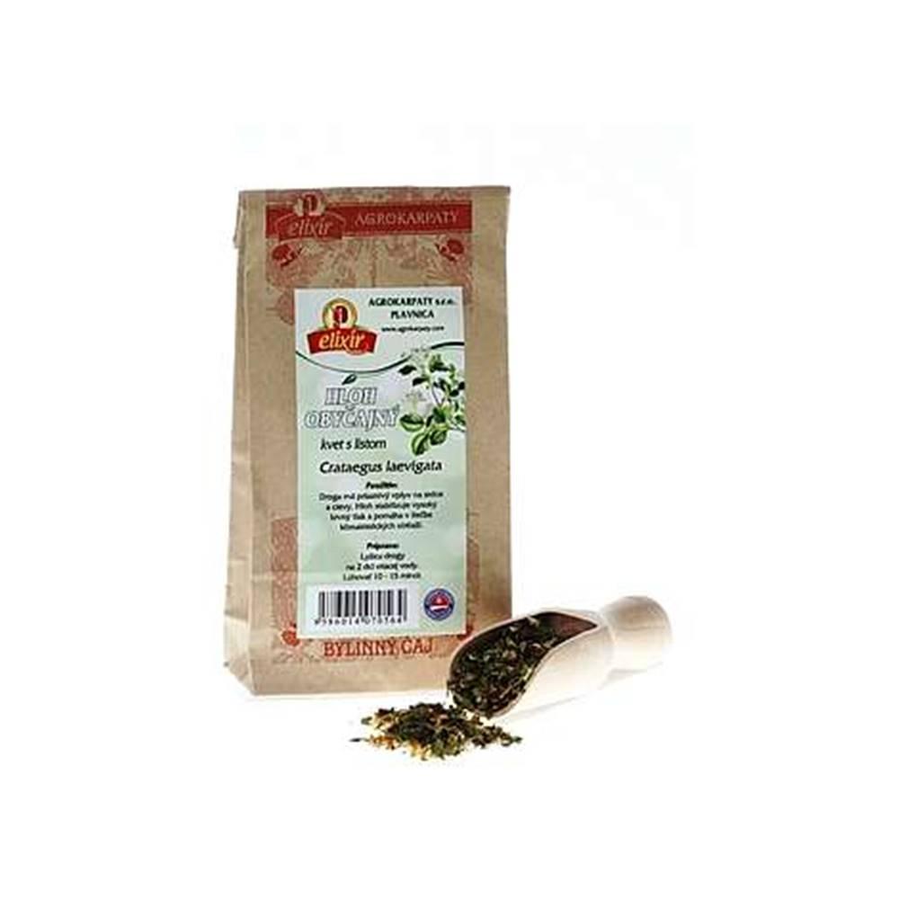 AGROKARPATY, s.r.o. Plavnica (SVK) AGROKARPATY HLOH OBYČAJNÝ kvet s listom bylinný čaj 1x30 g