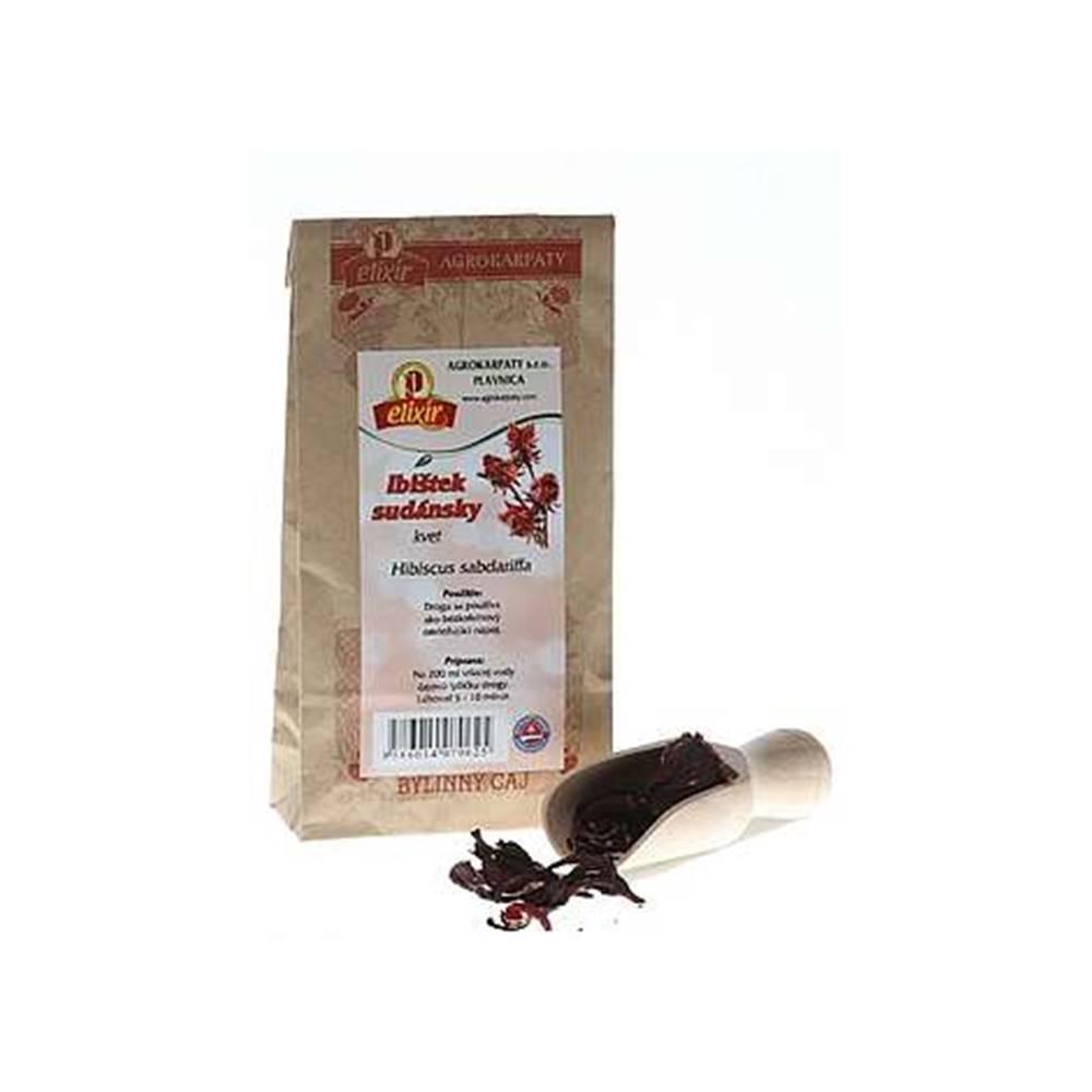 AGROKARPATY, s.r.o. Plavnica (SVK) AGROKARPATY IBIŠTEK SUDÁNSKY kvet bylinný čaj 1x30 g