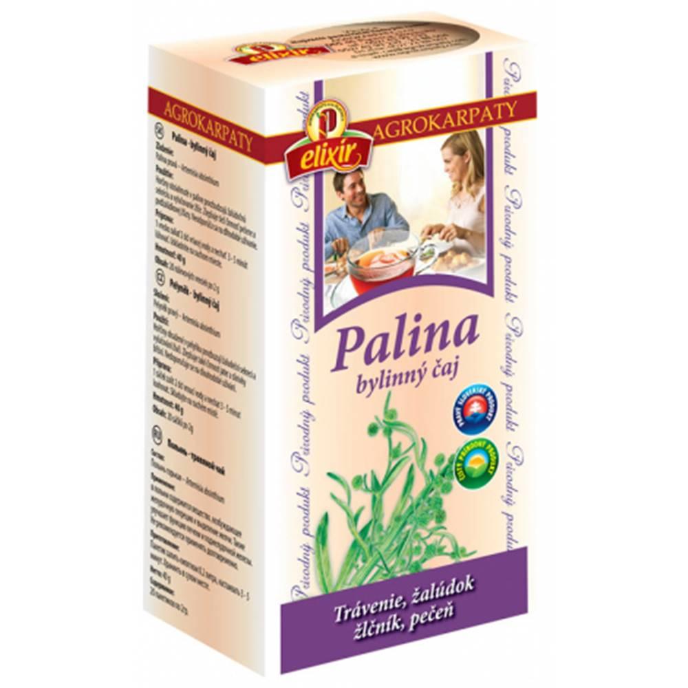 AGROKARPATY, s.r.o. Plavnica (SVK) AGROKARPATY PALINA bylinný čaj 20x2 g (40 g)