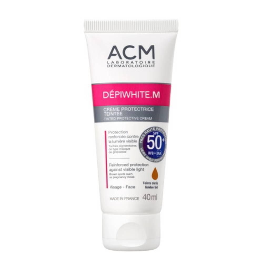ACM ACM DÉPIWHITE.M tónovaný ochranný krém SPF50+ 40 ml
