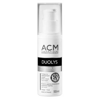 ACM DUOLYS Ochranný krém proti starnutiu SPF50+ 50 ml