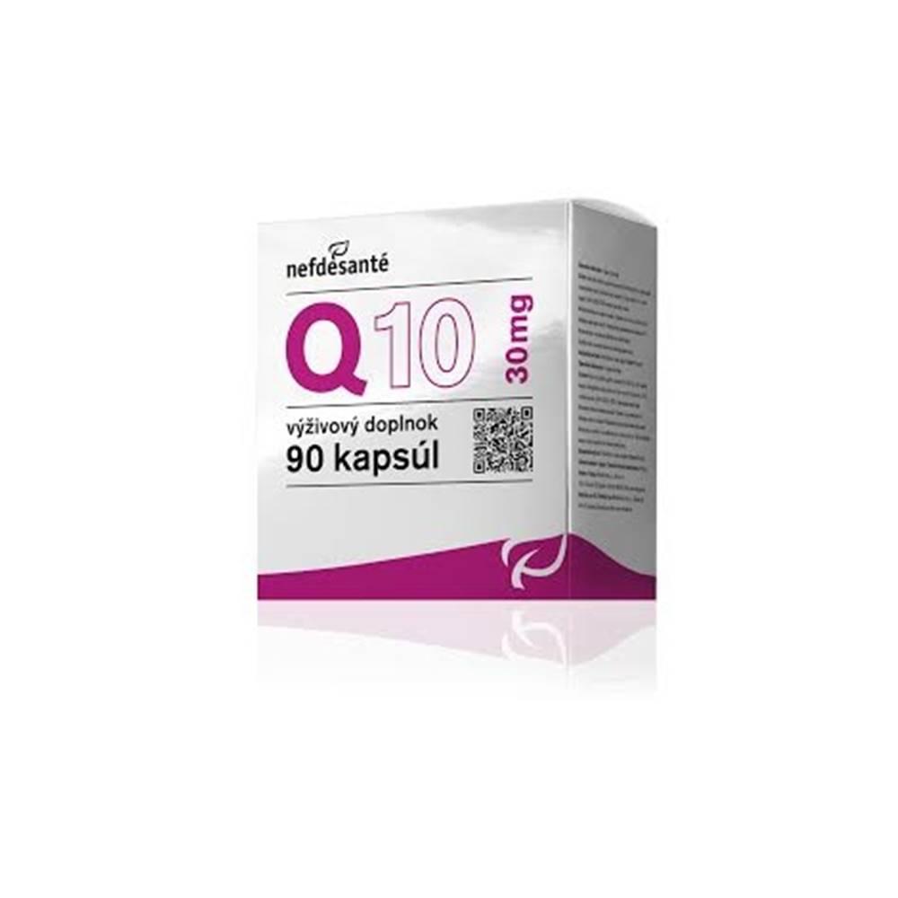 Nef de Santé, s.r.o. nefdesanté Koenzým Q10 30 mg  90 cps