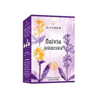 Juvamed ŠALVIA LEKÁRSKA - VŇAŤ sypaný čaj 40 g