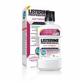 LISTERINE PROFESSIONAL Gum Therapy ústna voda 250 ml