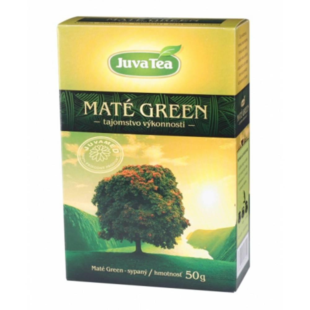 Juvamed Juvamed MATÉ GREEN sypaný čaj 50 g