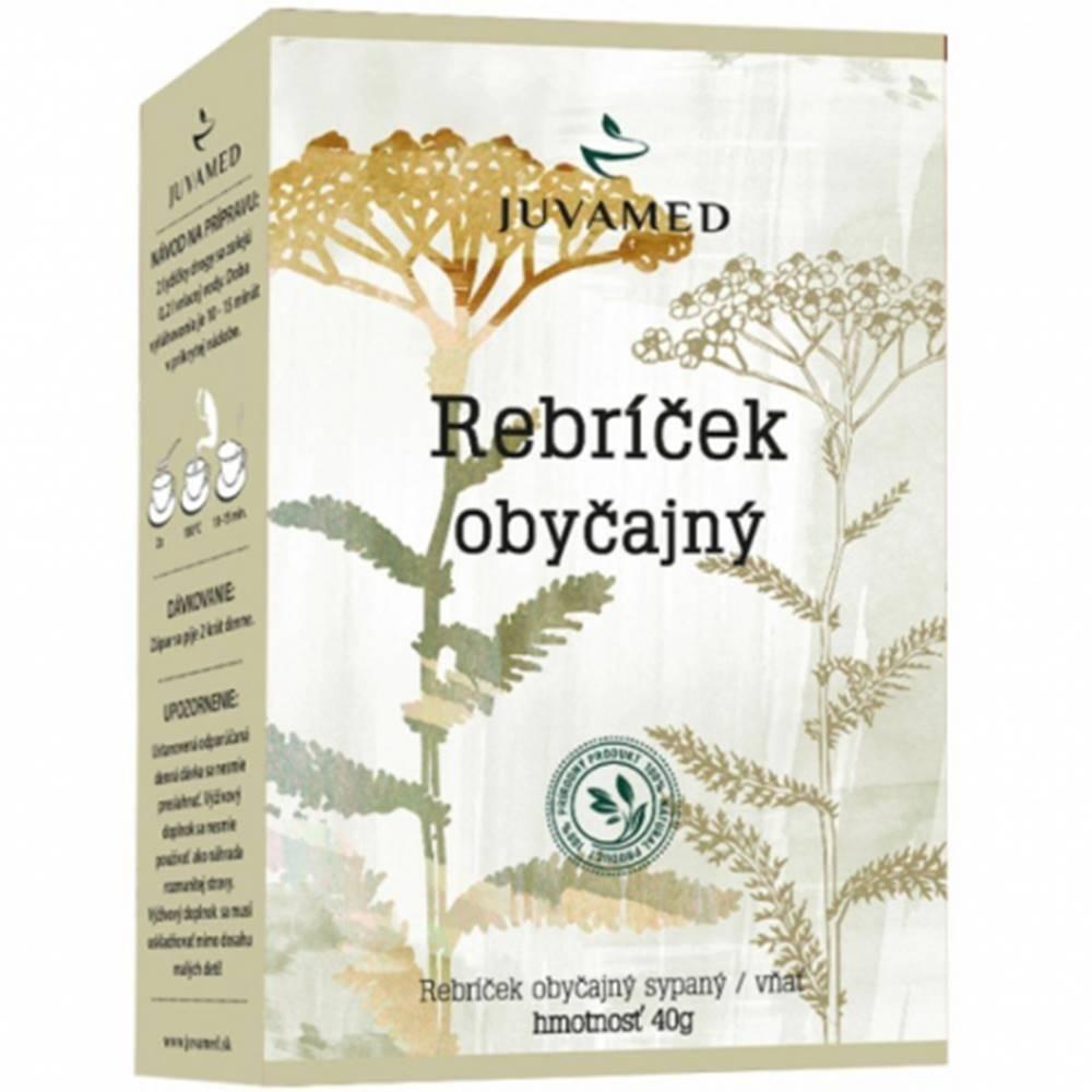 Juvamed Juvamed REBRÍČEK OBYČAJNÝ - VŇAŤ sypaný čaj 40 g