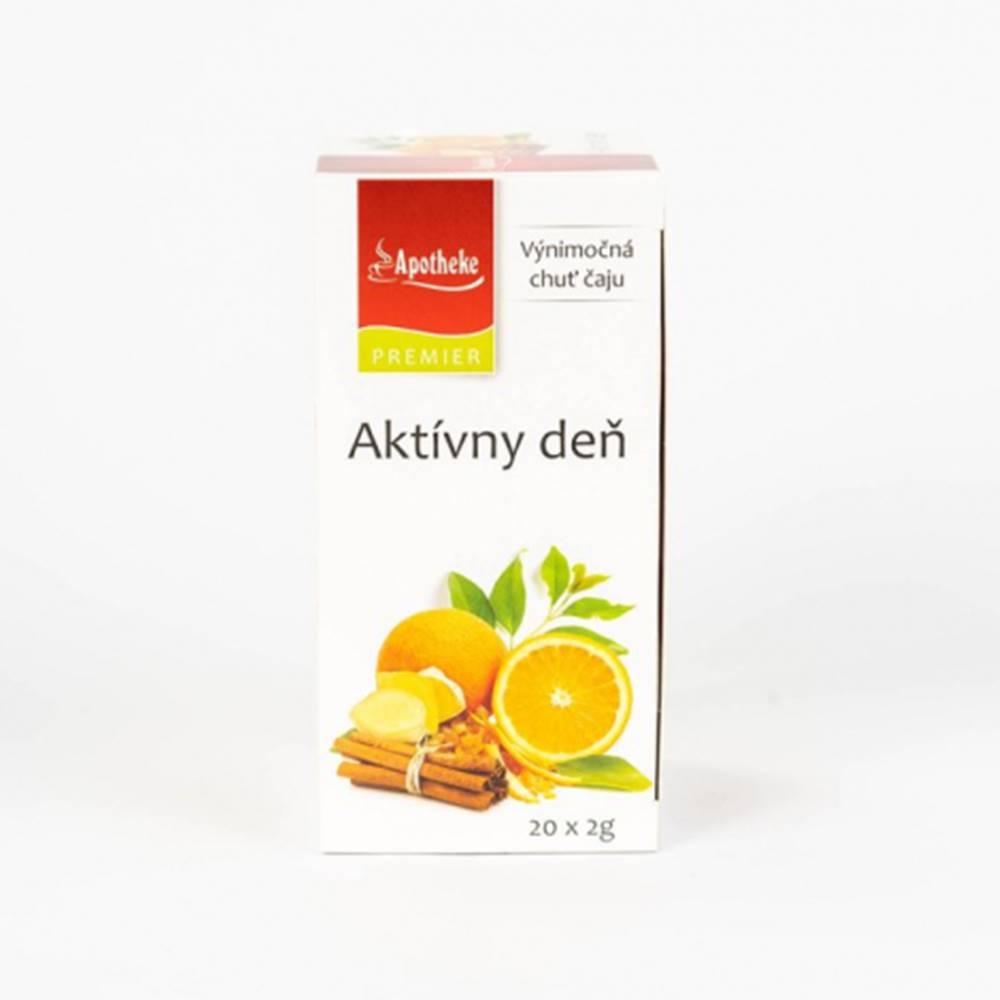 MEDIATE s.r.o. APOTHEKE čaj Aktívny deň N.S.